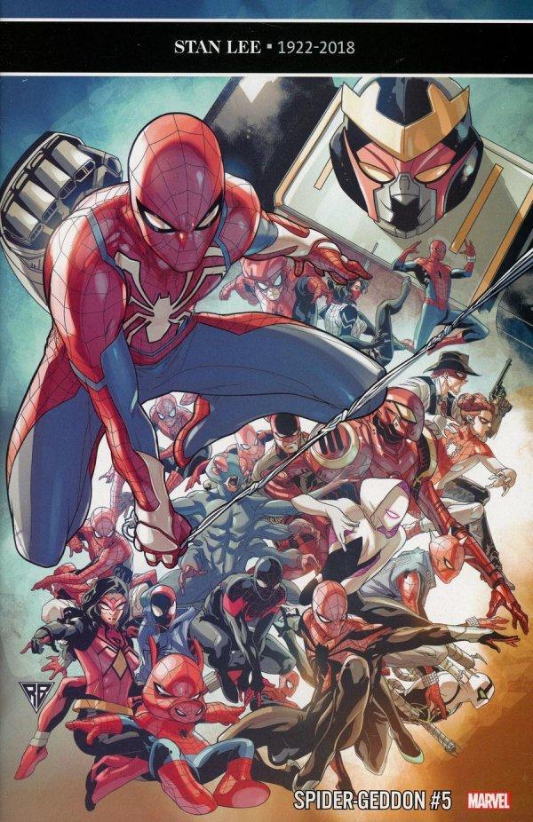 Spider-Geddon #5