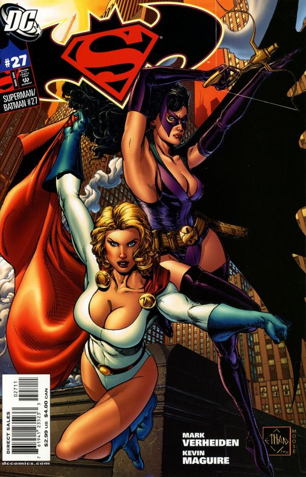 Superman / Batman #27