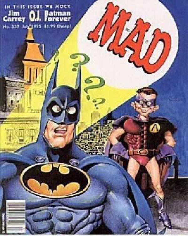 Mad Magazine #337