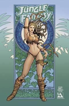Jungle Fantasy Annual  #1