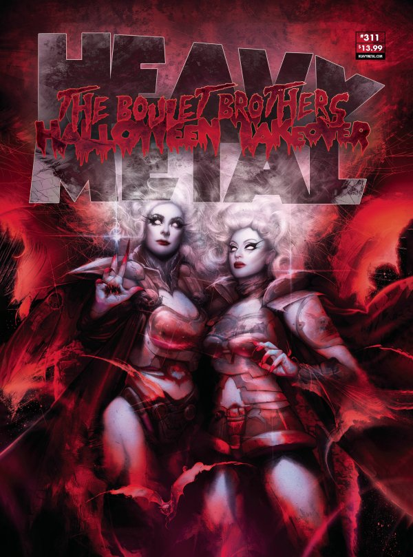 Heavy Metal #311