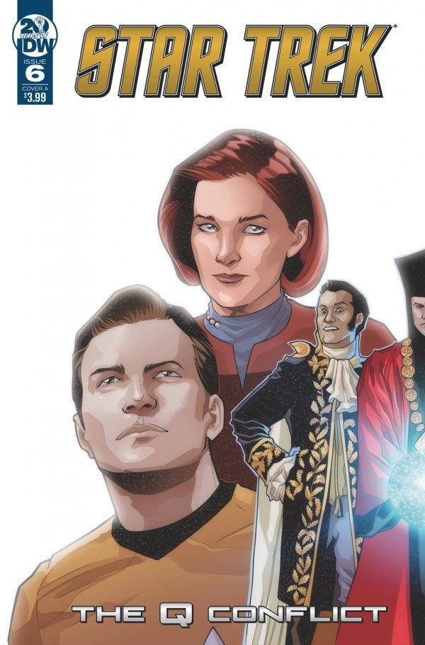 Star Trek: The Q Conflict #6