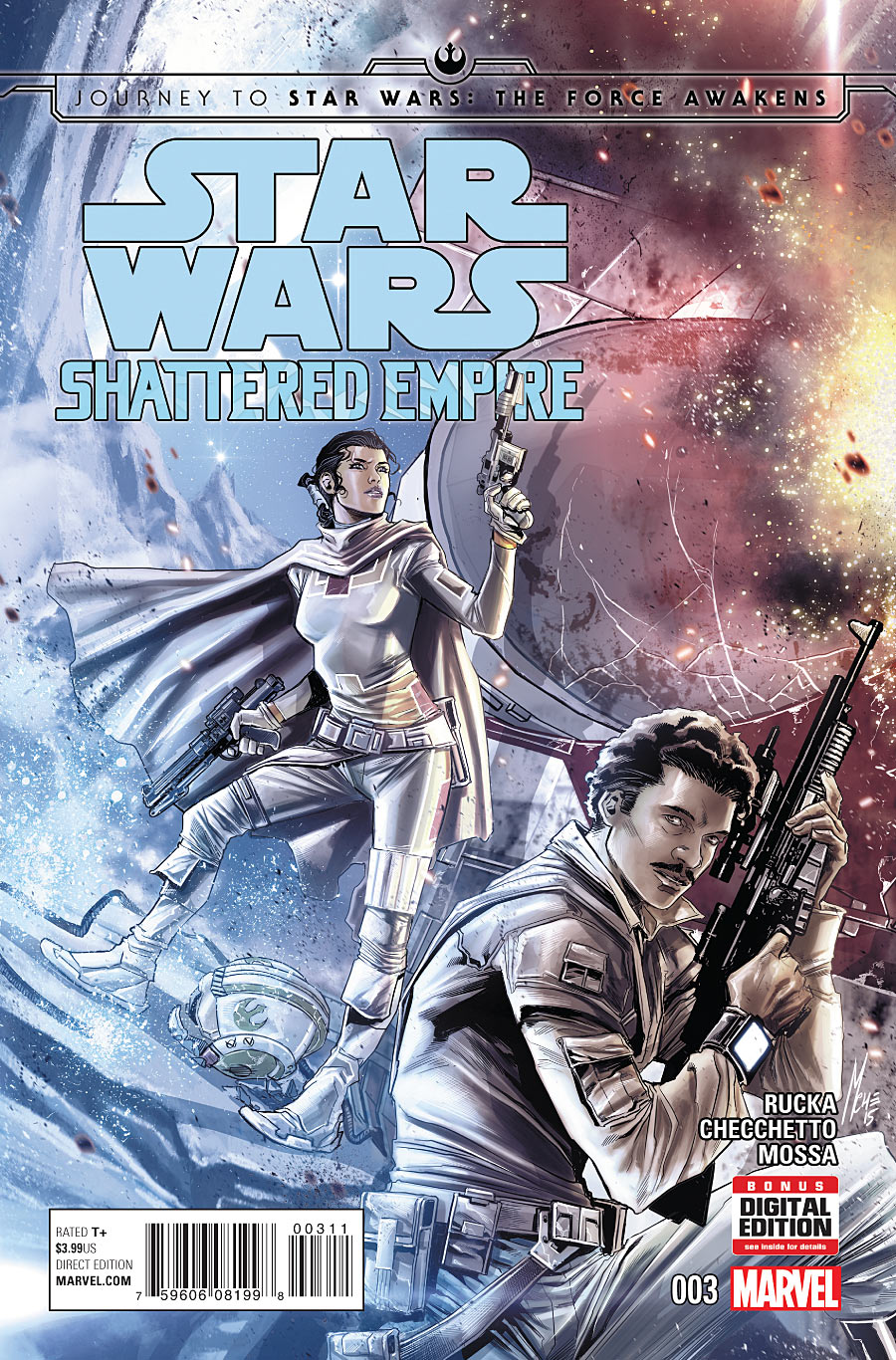 Star Wars: Shattered Empire #3