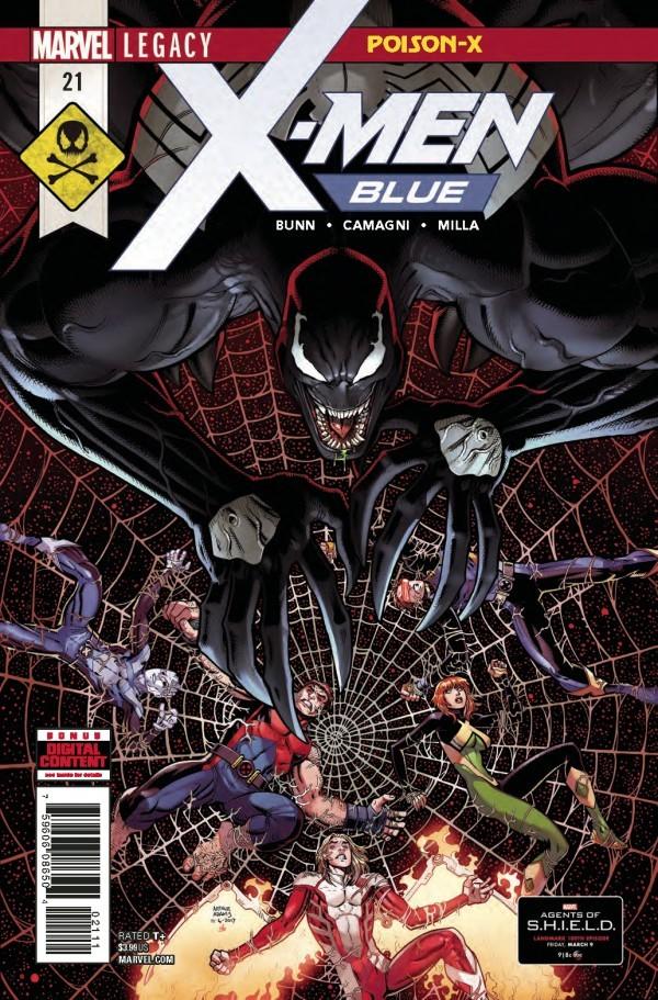 X-Men: Blue #21
