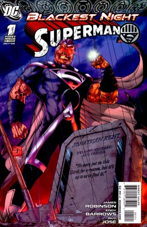Blackest Night: Superman #1