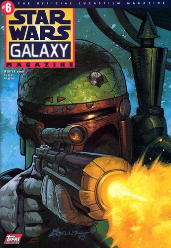 Star Wars Galaxy Magazine #6