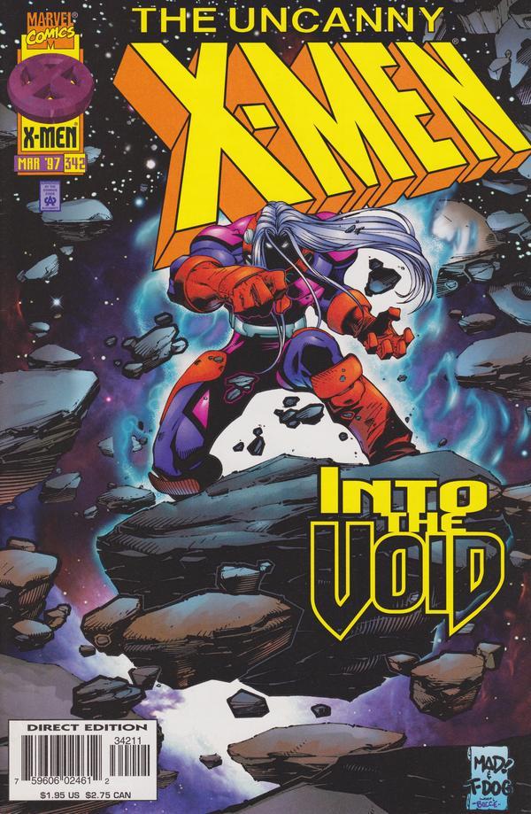 Uncanny X-Men #342