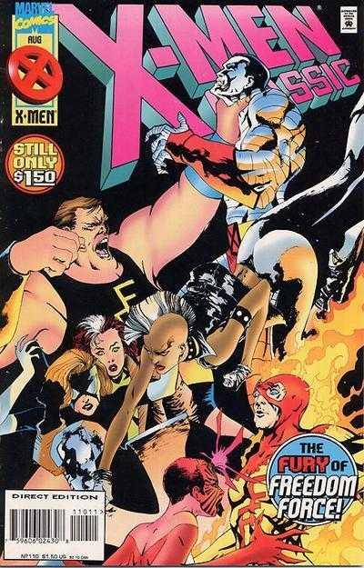 X-Men Classic #110