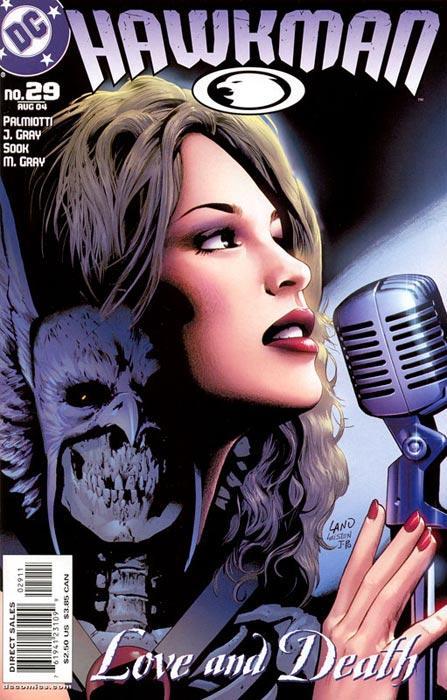 Hawkman #29