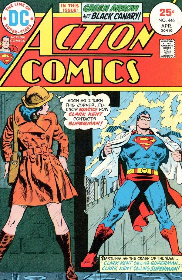 Action Comics #446