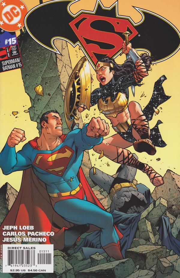 Superman / Batman #15