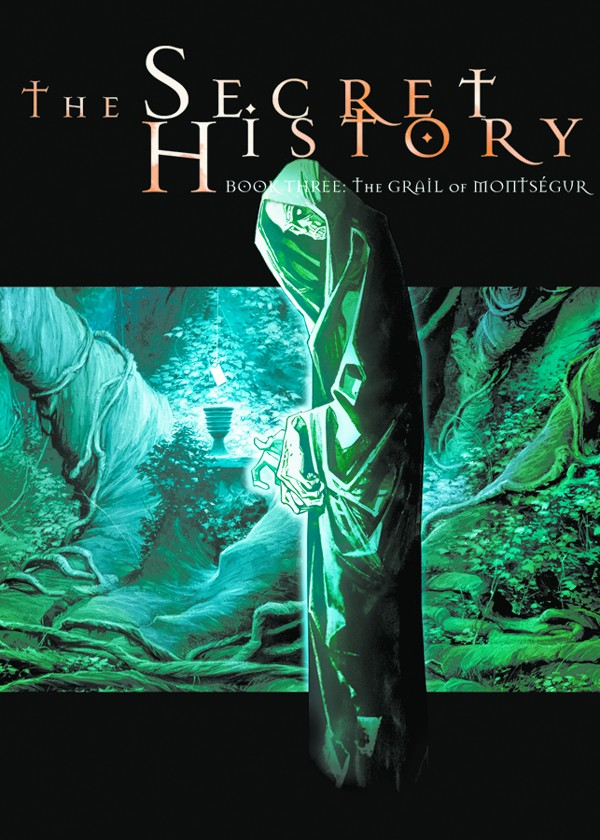The Secret History Book 3
