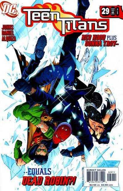 Teen Titans #29