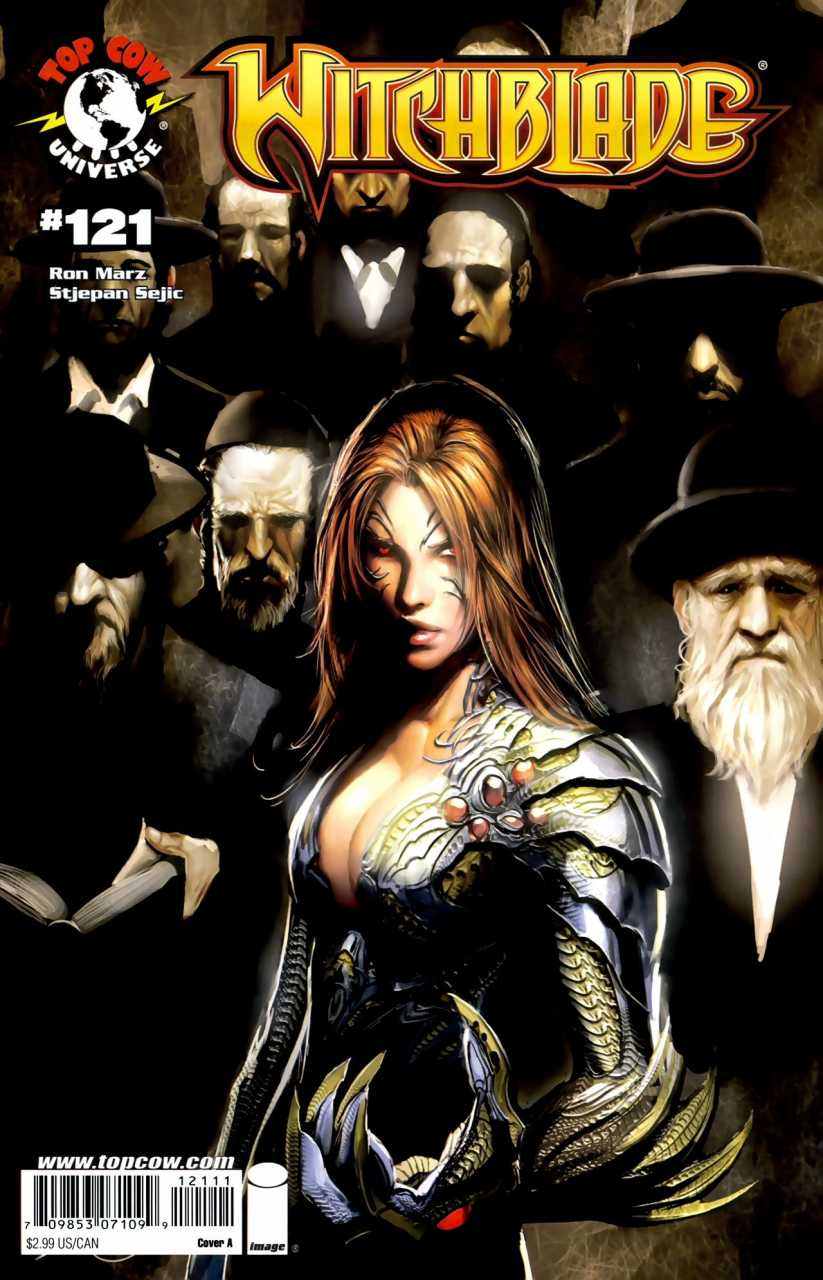 Witchblade #121