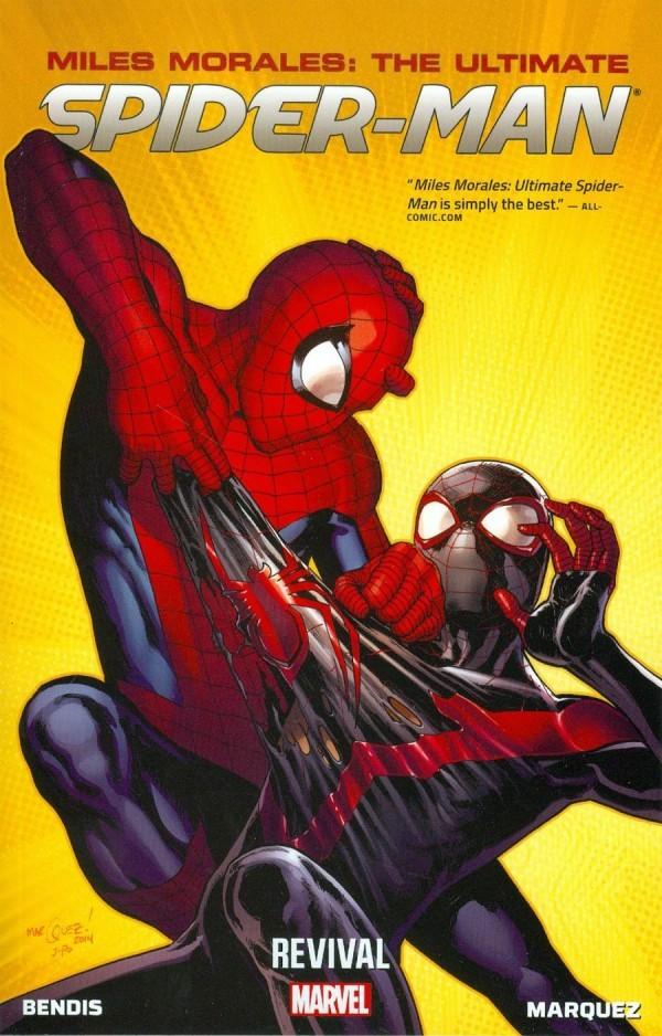 Miles Morales: The Ultimate Spider-Man Vol. 1: Revival TP