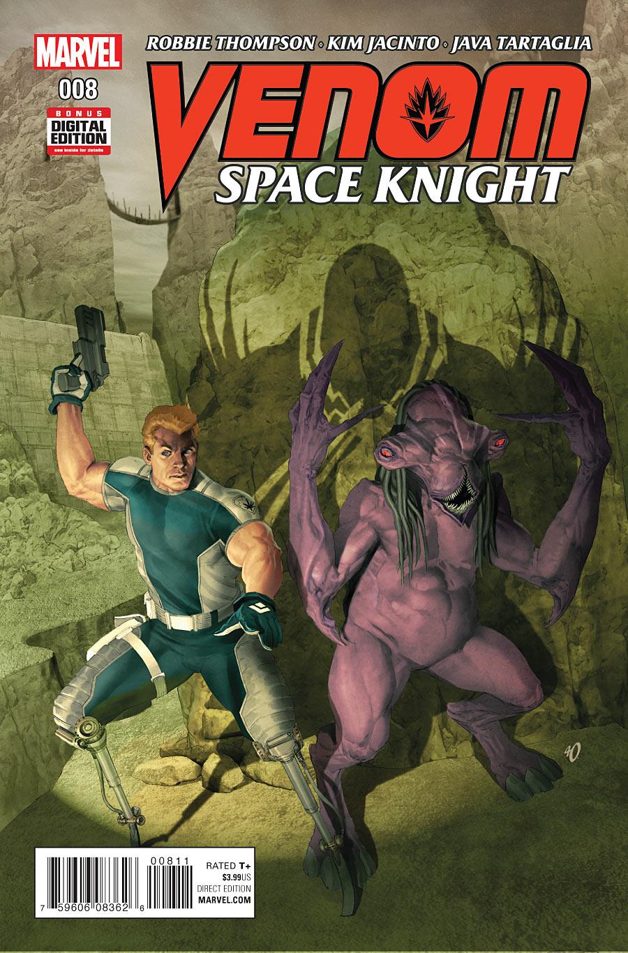 Venom: Space Knight #8