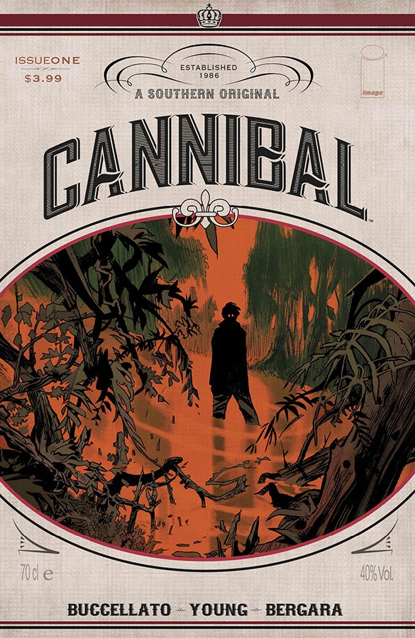 Cannibal #1