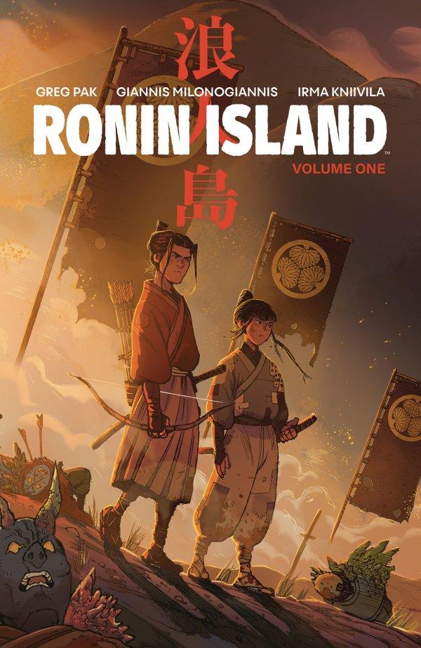 Ronin Island Vol. 1 TP