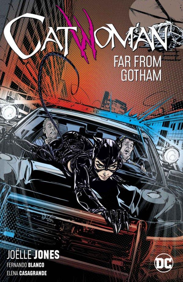 Catwoman Vol. 2: Far from Gotham TP