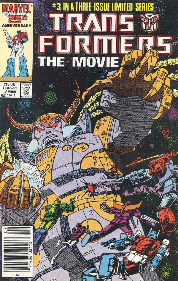 The Transformers: The Movie #3