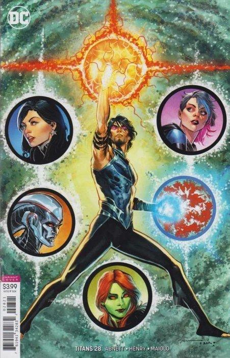 Titans #28