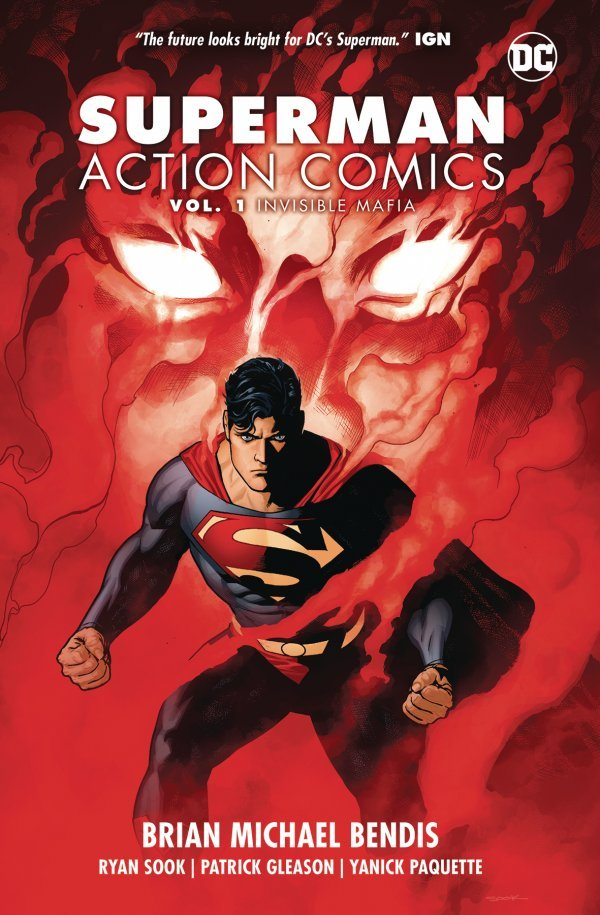 Action Comics Vol. 1 Invisible Mafia TP