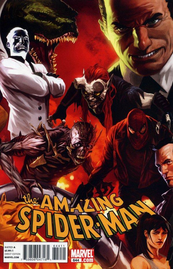 The Amazing Spider-Man #644
