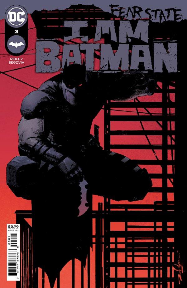 I Am Batman #3