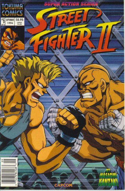 Street Fighter II #6