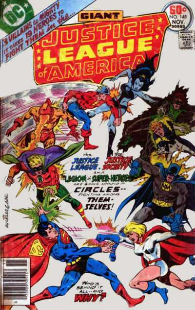 Justice League of America #148