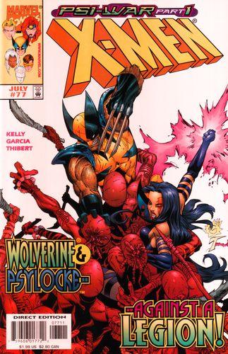 X-Men #77