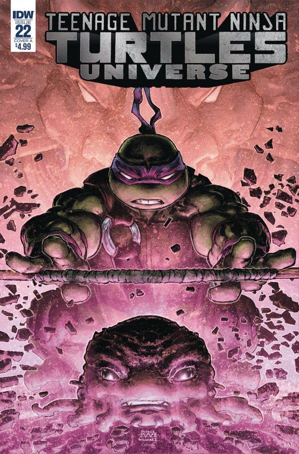 Teenage Mutant Ninja Turtles: Universe #22