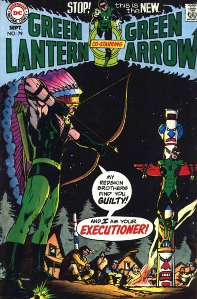 Green Lantern #79