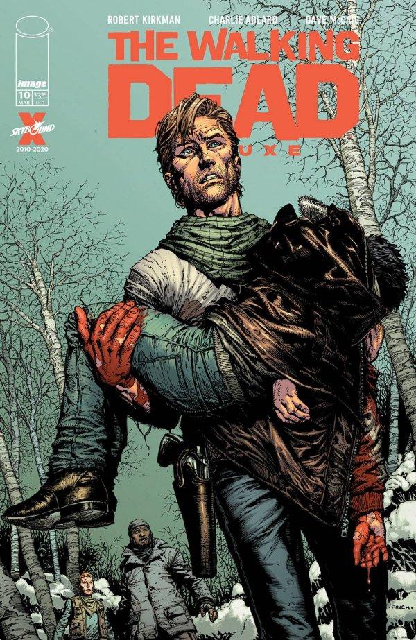 The Walking Dead Deluxe #10