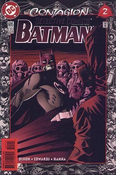 Detective Comics #695