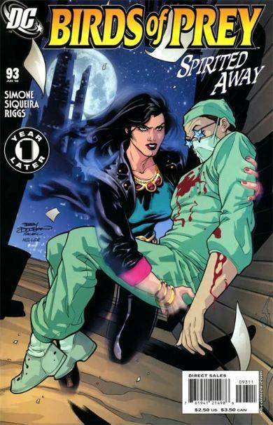 Birds of Prey #93