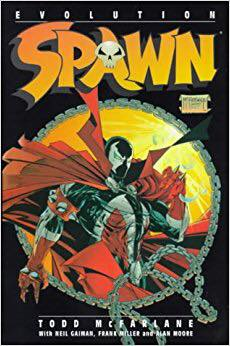 Spawn Vol 2. Evolution