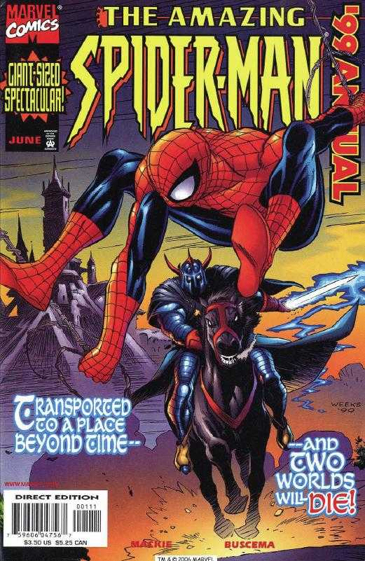 The Amazing Spider-Man Annual '99