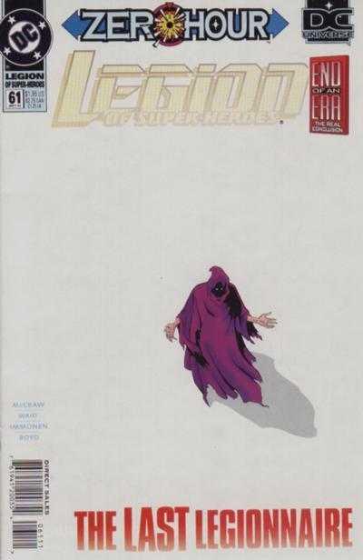 Legion of Super-Heroes #61