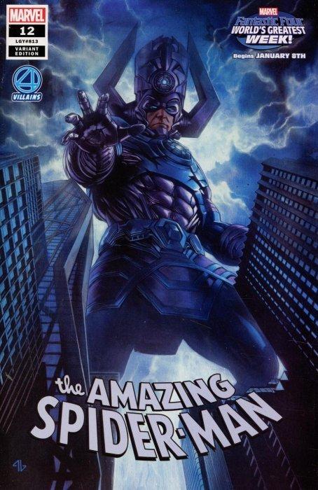 The Amazing Spider-Man #12