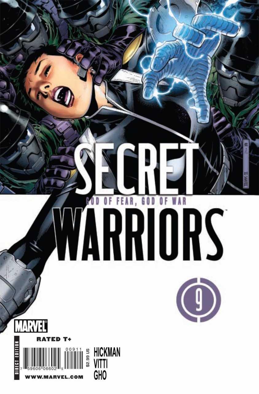 Secret Warriors #9
