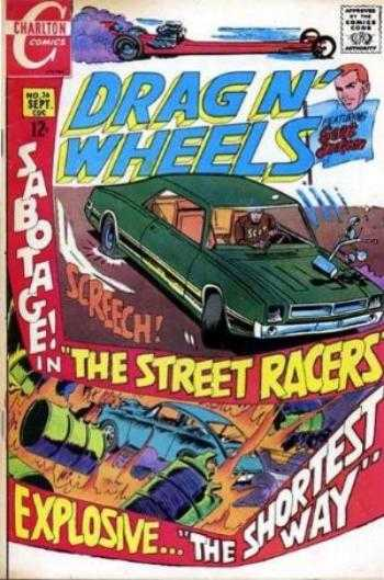 Drag N' Wheels #36