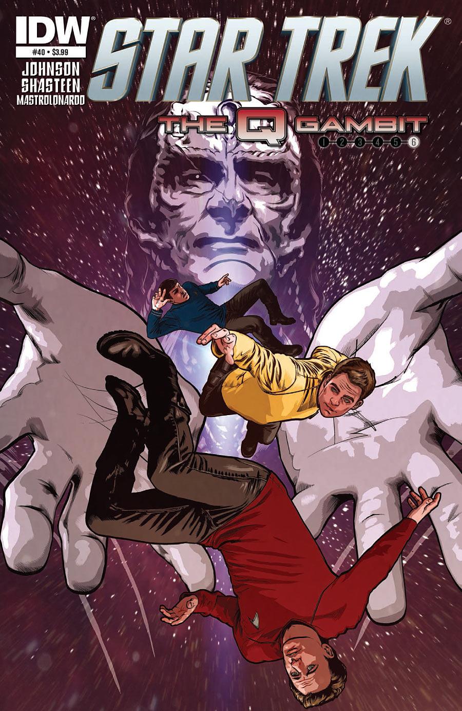 Star Trek #40