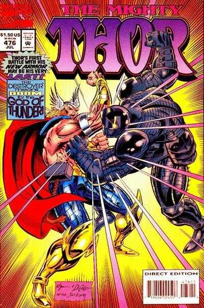 The Mighty Thor #476