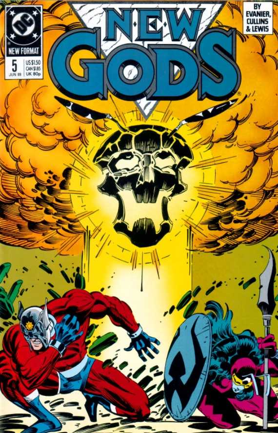 New Gods #5