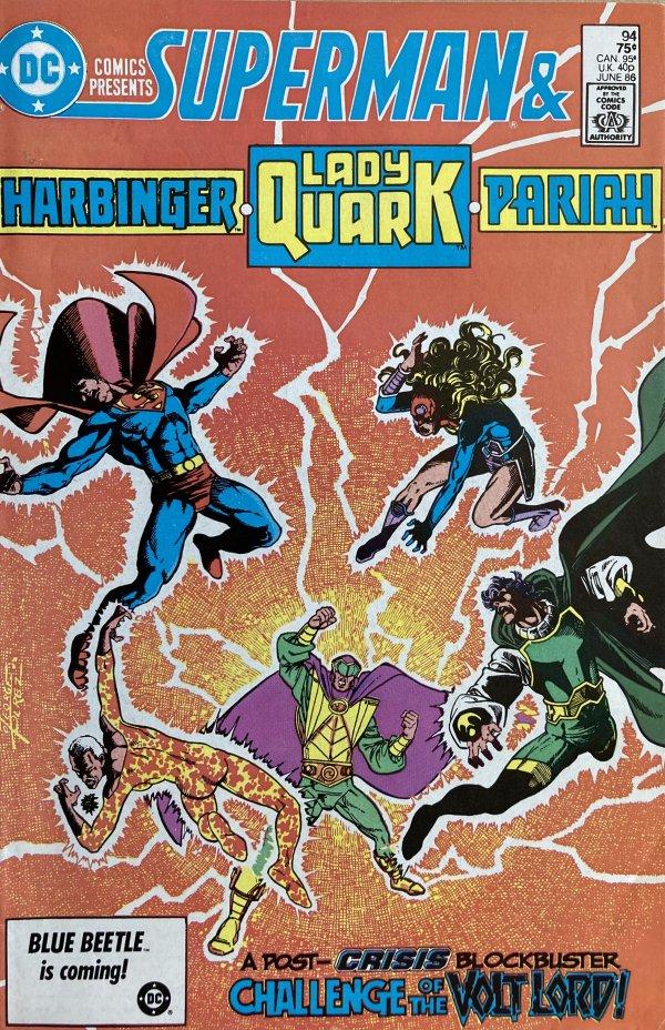 DC Comics Presents #94