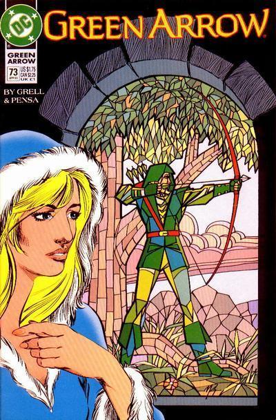 Green Arrow #73