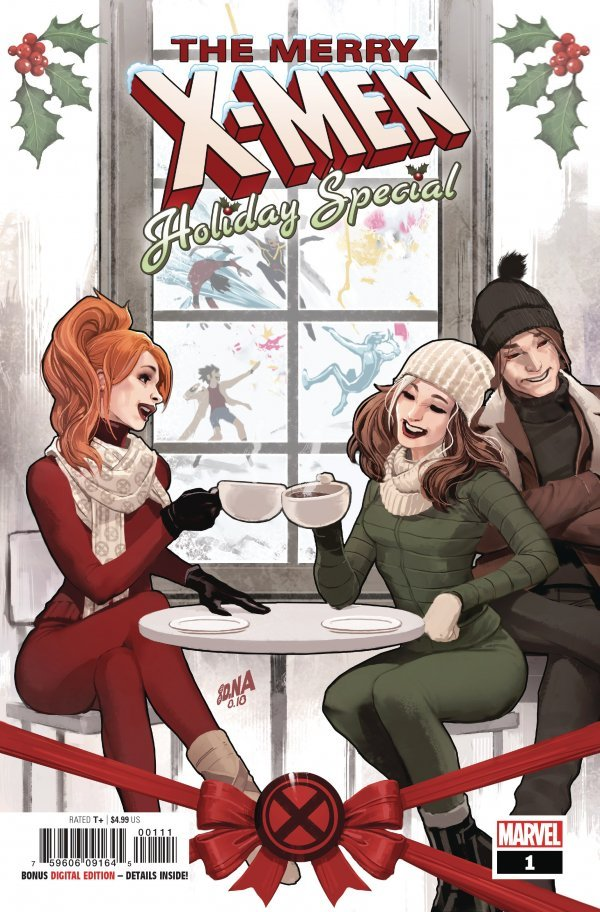 The Merry X-Men Holiday Special #1
