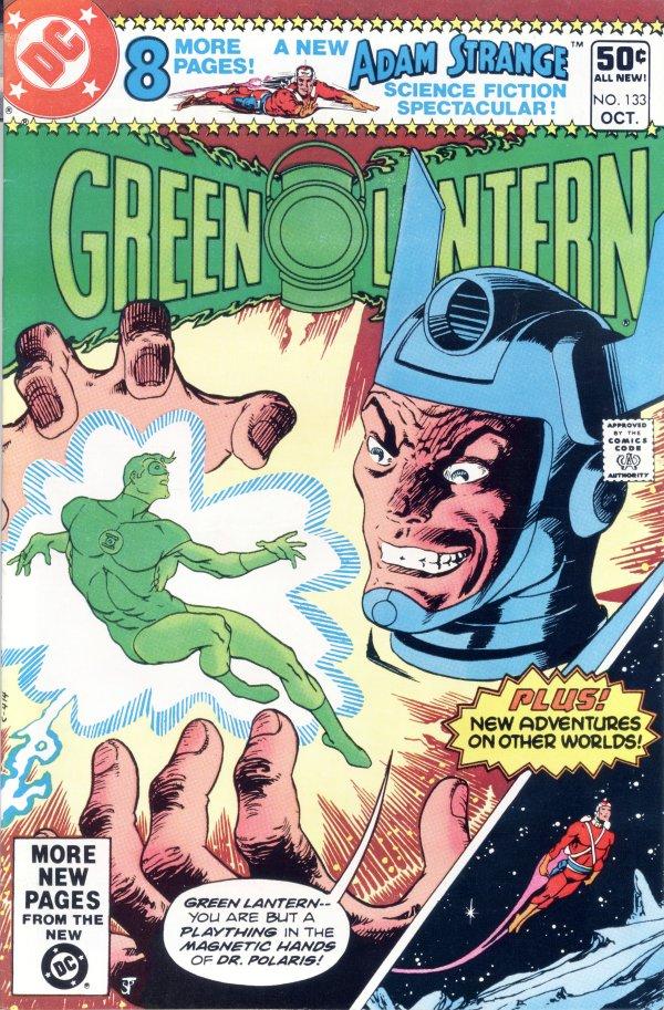 Green Lantern #133