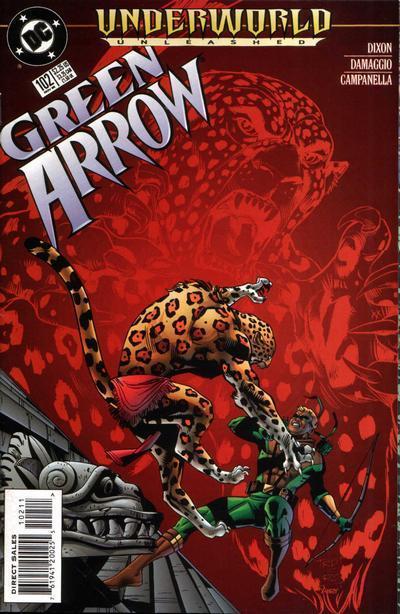Green Arrow #102
